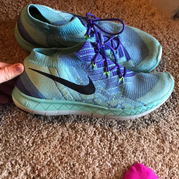 Preescolar Dos grados Meloso  Nike Shoes | Nike Free Run Barefoot Ride 3 | Poshmark